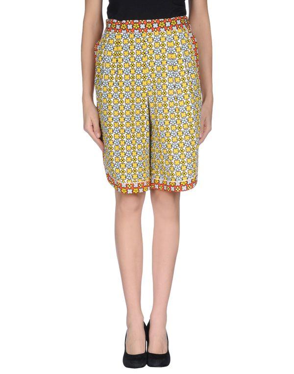 黄色 SEE BY CHLOÉ 百慕达短裤