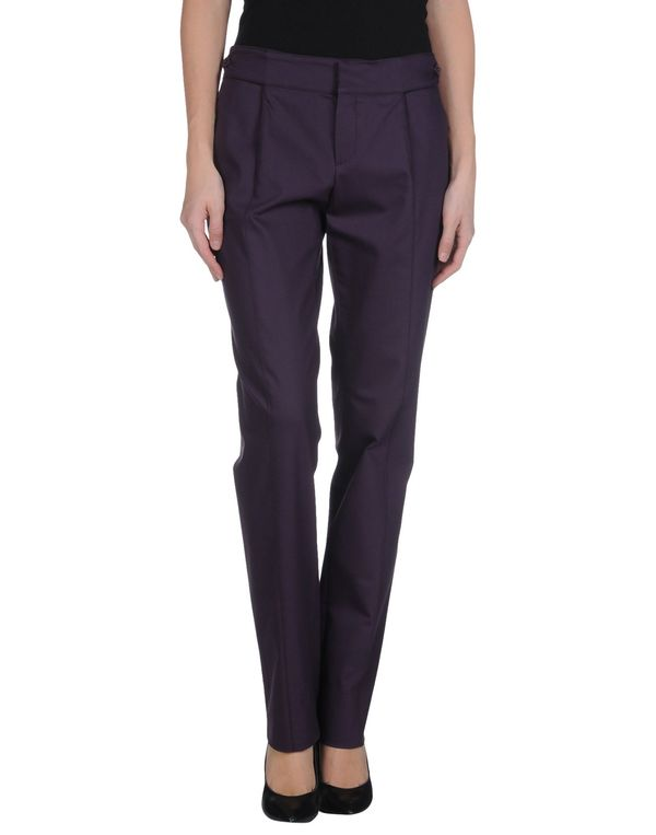 紫红 GUCCI 裤装