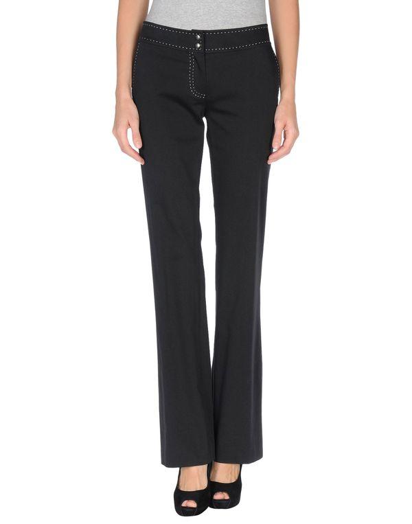 黑色 MAURIZIO PECORARO 裤装