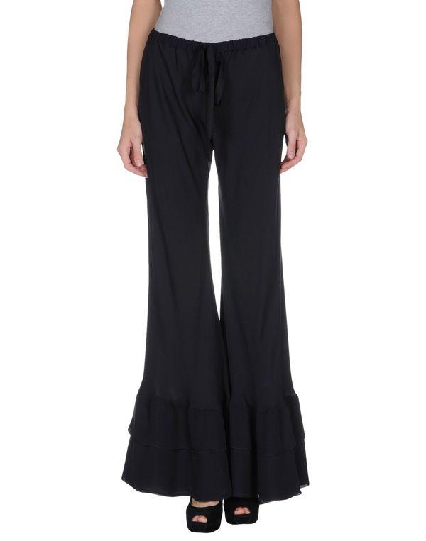 黑色 ROBERTO CAVALLI 裤装