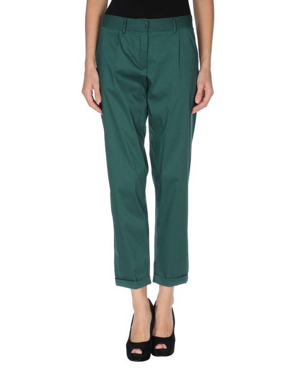 绿色 LIVIANA CONTI 裤装