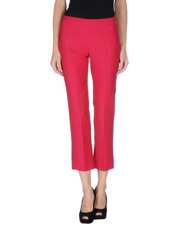 红色 ALBERTA FERRETTI 裤装
