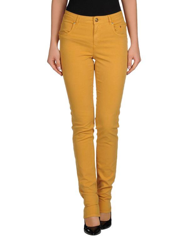 赭石色 SIVIGLIA 裤装
