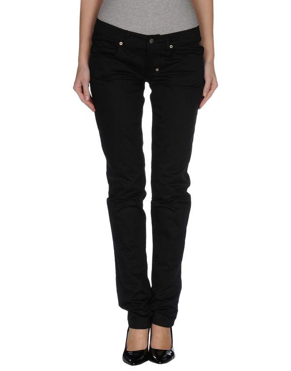黑色 FRANKIE MORELLO 裤装