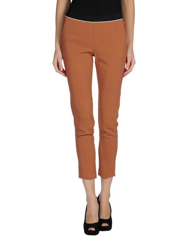 铁锈红 JUCCA 裤装