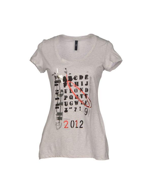淡灰色 HIGH T-shirt