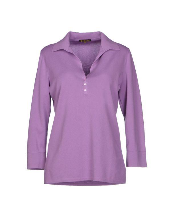 浅紫色 LORO PIANA 套衫