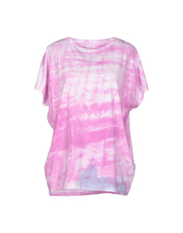 浅紫色 TSUMORI CHISATO T-shirt