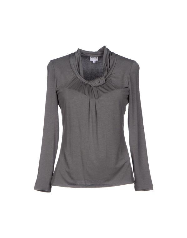铅灰色 ARMANI COLLEZIONI T-shirt