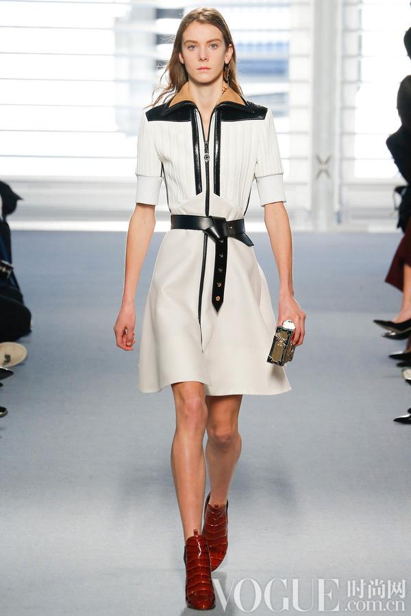 Louis Vuitton2014秋冬时装秀