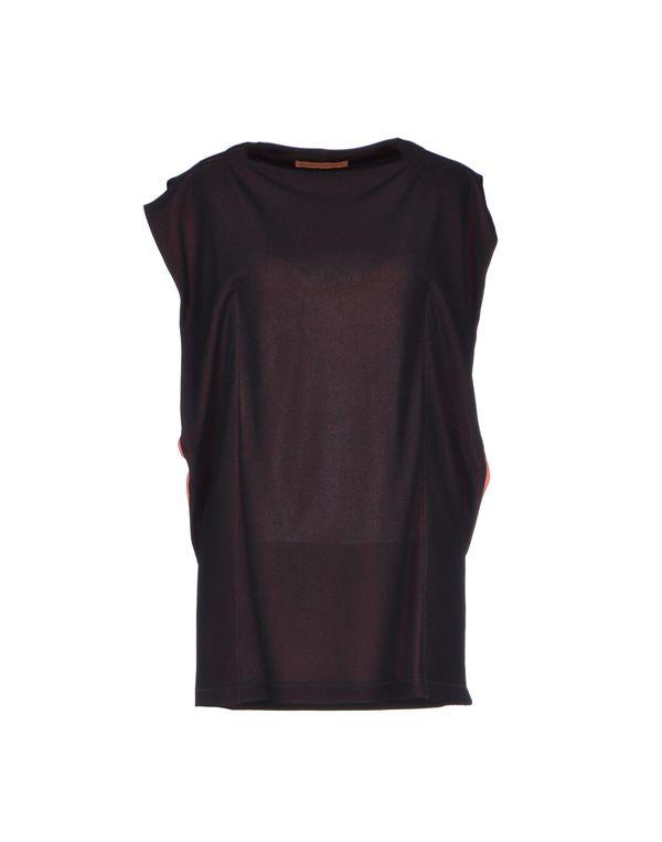 深紫 BALENCIAGA T-shirt