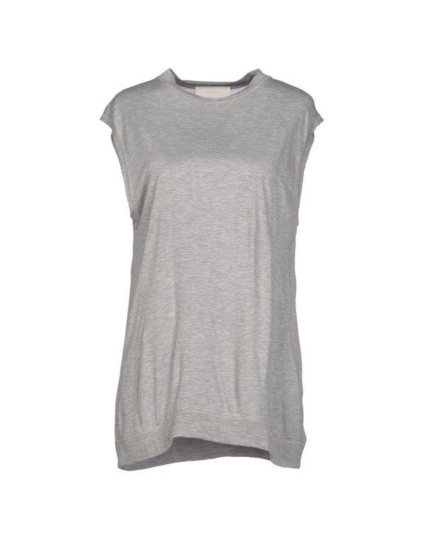 淡灰色 MAURO GRIFONI T-shirt