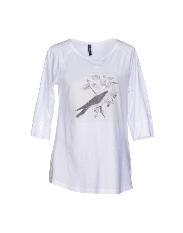 白色 HIGH T-shirt