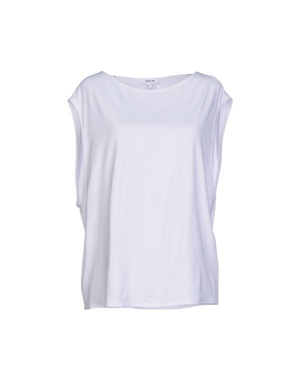 白色 HELMUT LANG T-shirt