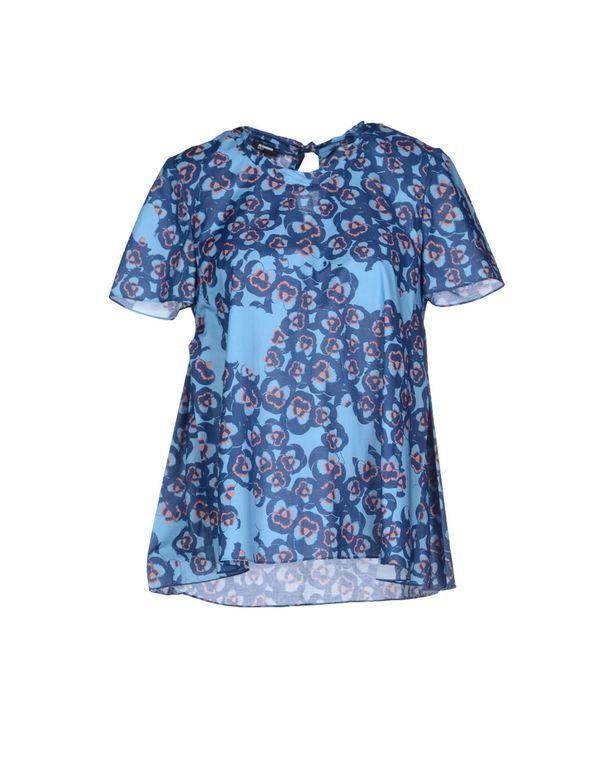 中蓝 JIL SANDER NAVY 女士衬衫