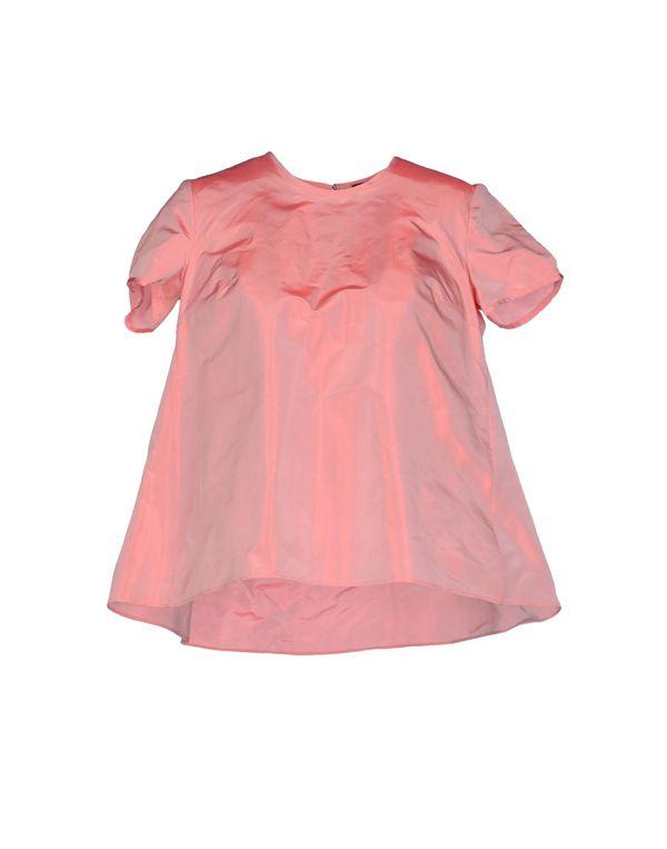 粉红色 JIL SANDER NAVY 女士衬衫