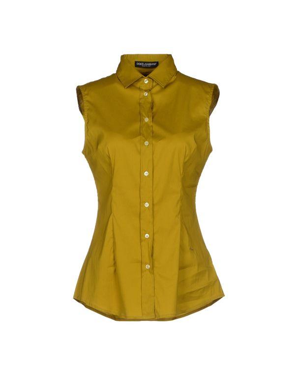 军绿色 DOLCE & GABBANA Shirt