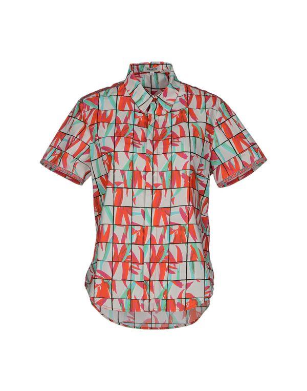 红色 KENZO Shirt