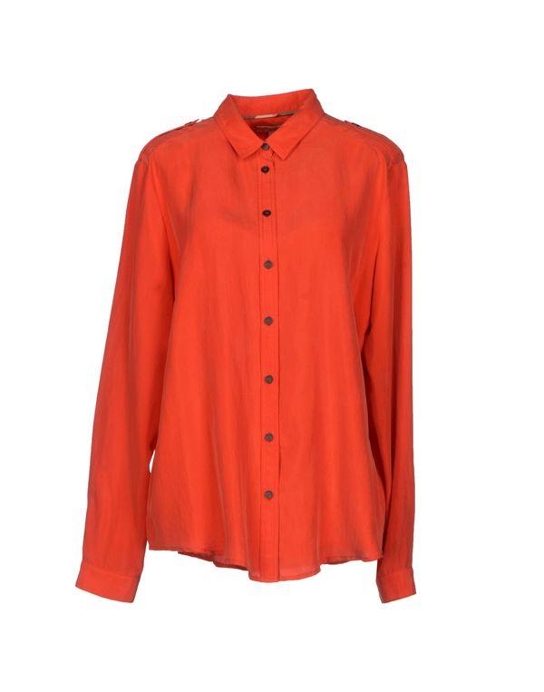 红色 BURBERRY BRIT Shirt