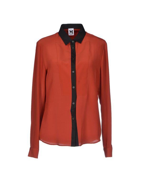 砖红 M MISSONI Shirt