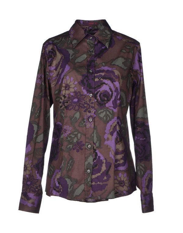 深棕色 ETRO Shirt