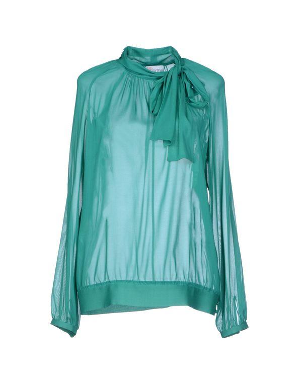 祖母绿 REDVALENTINO 女士衬衫