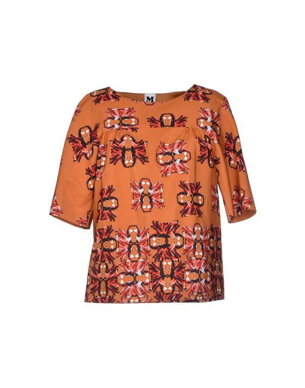 棕色 MISSONI 女士衬衫