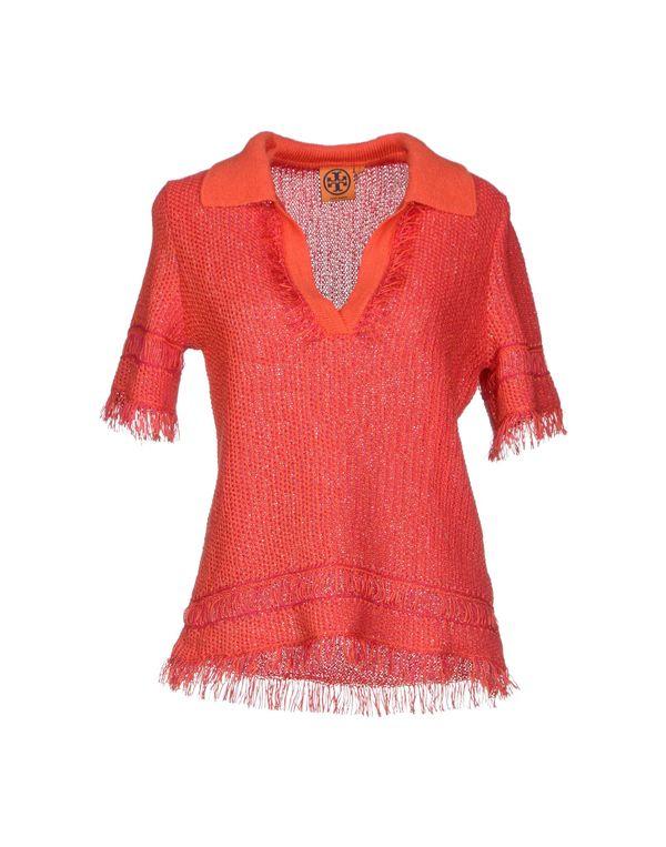 珊瑚红 TORY BURCH 套衫