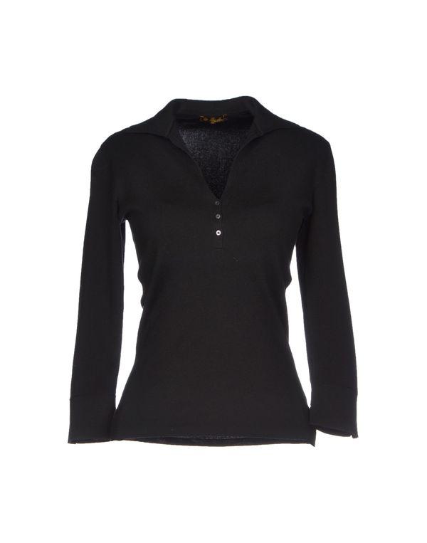 黑色 LORO PIANA 套衫