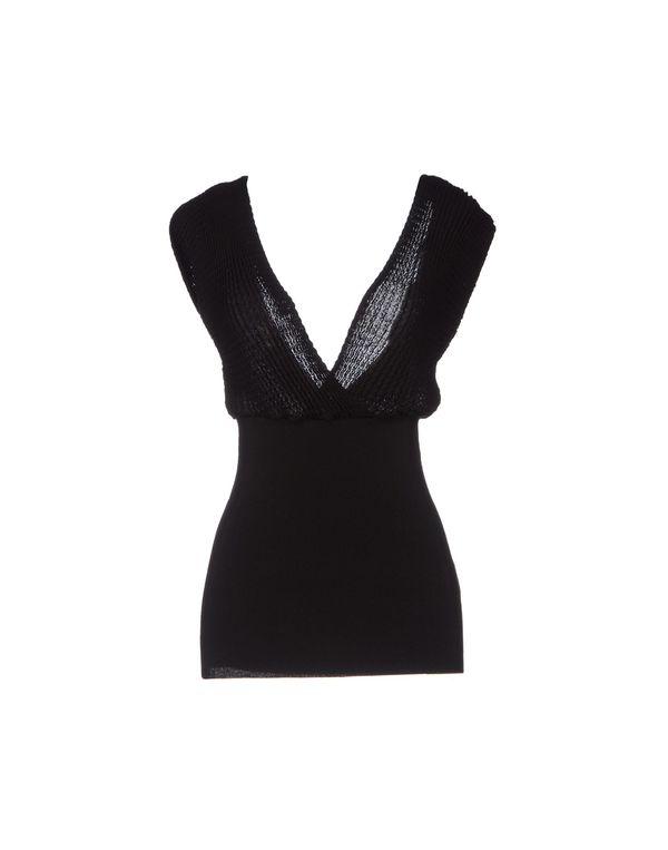 黑色 GAETANO NAVARRA 套衫
