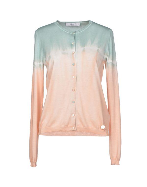 浅粉色 BLUGIRL BLUMARINE 针织开衫