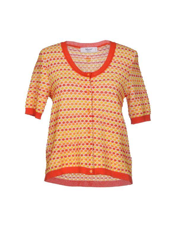 黄色 BLUGIRL BLUMARINE 针织开衫