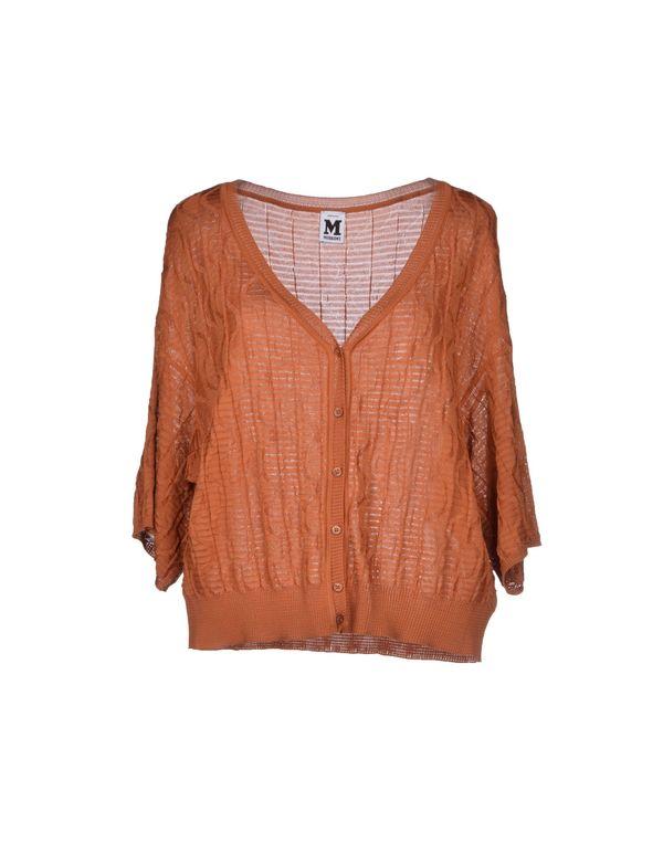 棕色 M MISSONI 针织开衫