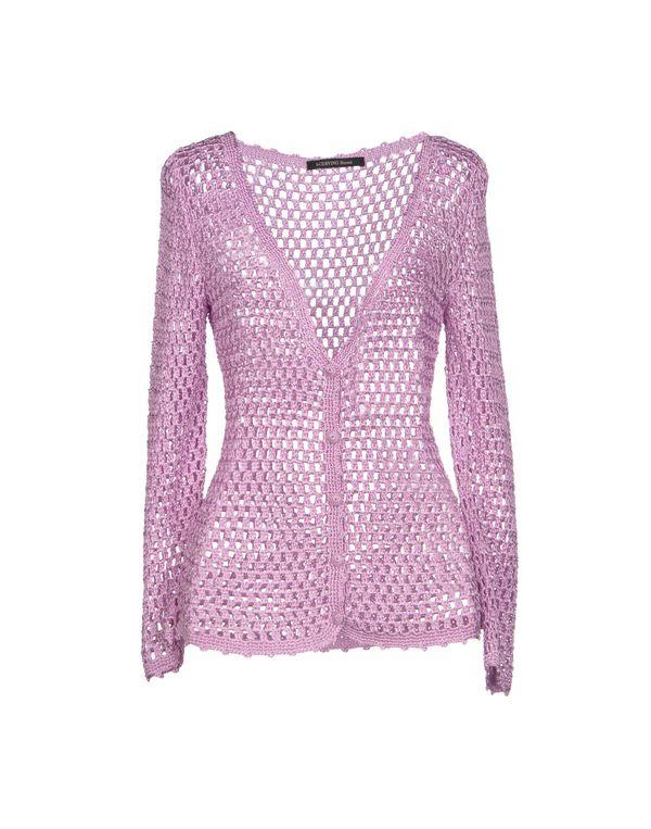 浅紫色 SCERVINO STREET 针织开衫