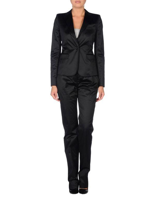 黑色 D&G 女士西装套装