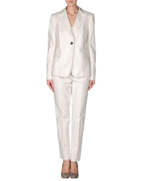 淡灰色 MARELLA 女士西装套装
