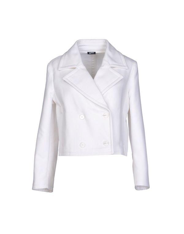 白色 JIL SANDER NAVY 西装上衣