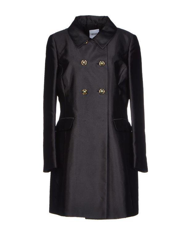 黑色 MOSCHINO CHEAPANDCHIC 外套