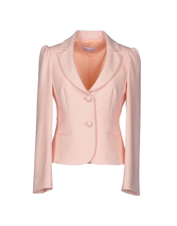 粉红色 REDVALENTINO 西装上衣