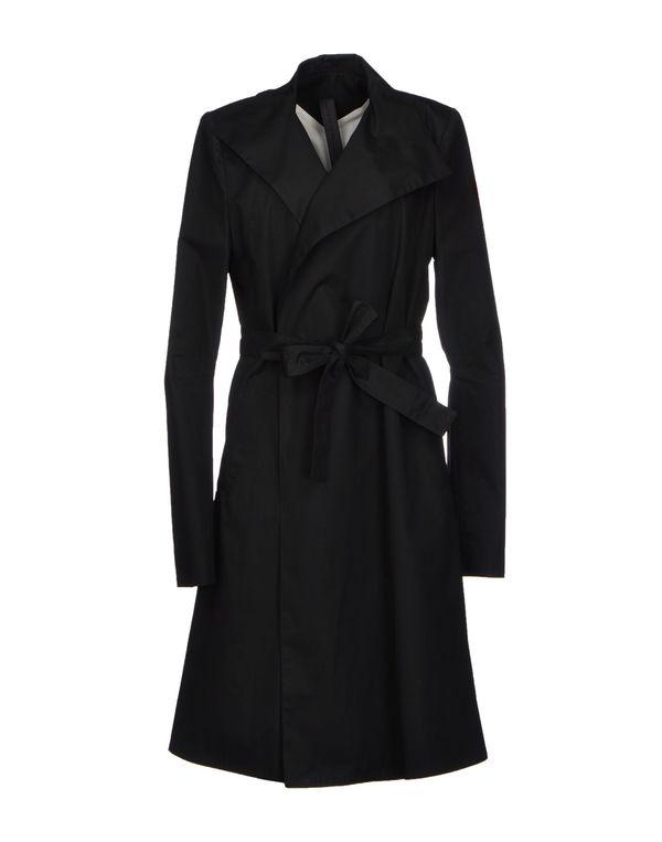 黑色 GARETH PUGH 大衣