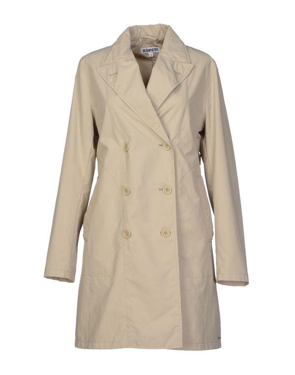 淡灰色 ASPESI 外套