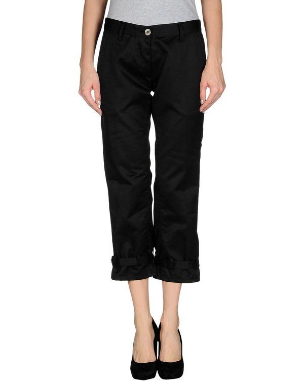 黑色 MAURO GRIFONI 裤装
