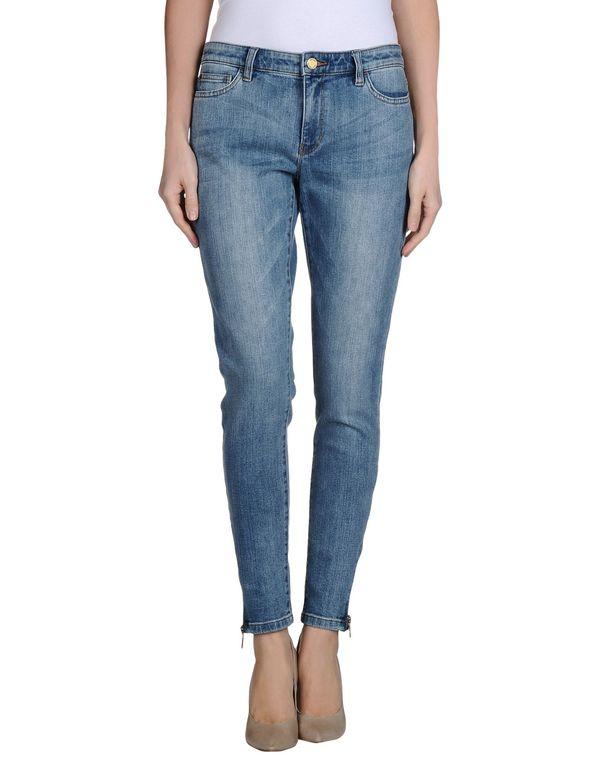 蓝色 MICHAEL KORS 牛仔裤