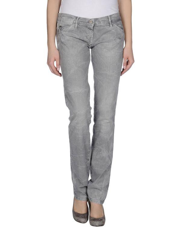 淡灰色 MISS SIXTY 牛仔裤