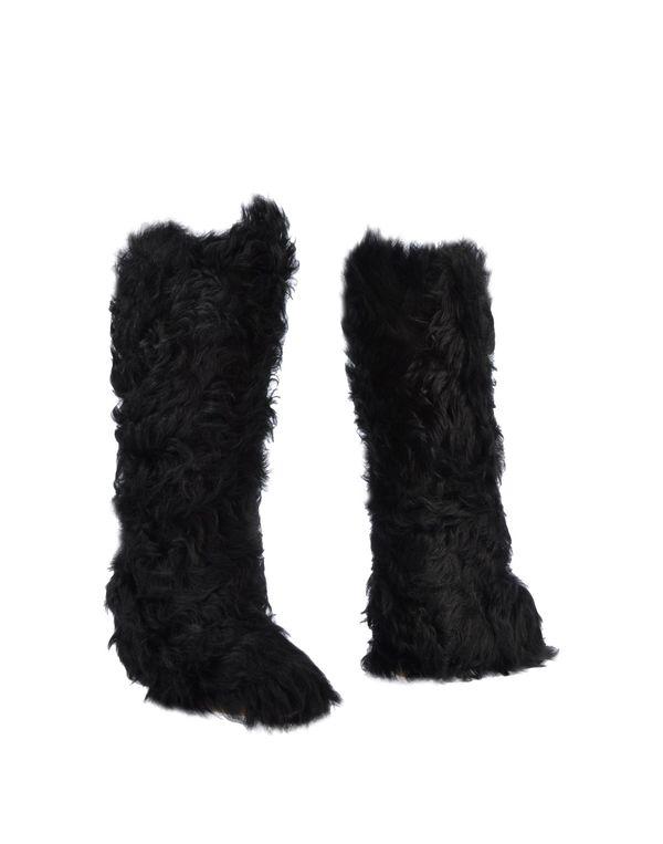 黑色 ISABEL MARANT 靴子