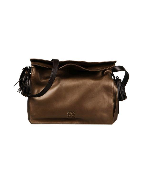 青铜色 LOEWE Handbag
