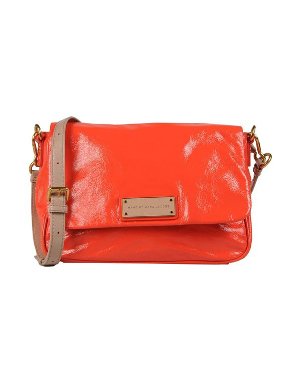 橙色 MARC BY MARC JACOBS Under-arm bags