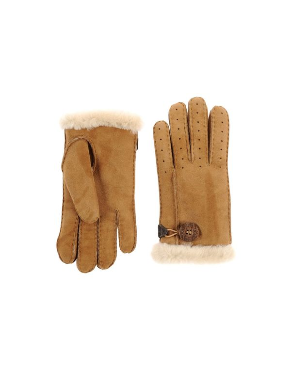 棕色 UGG AUSTRALIA 手套