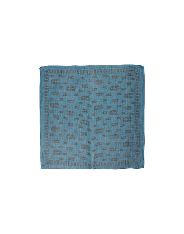 孔雀绿 MCQ ALEXANDER MCQUEEN 方巾