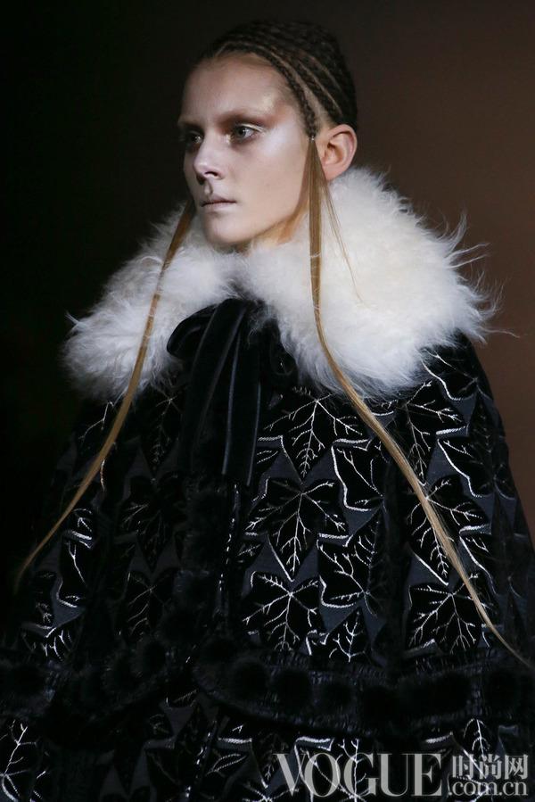 Alexander McQueen2014秋冬时装秀